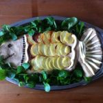 Pesce finto con tonno e patate