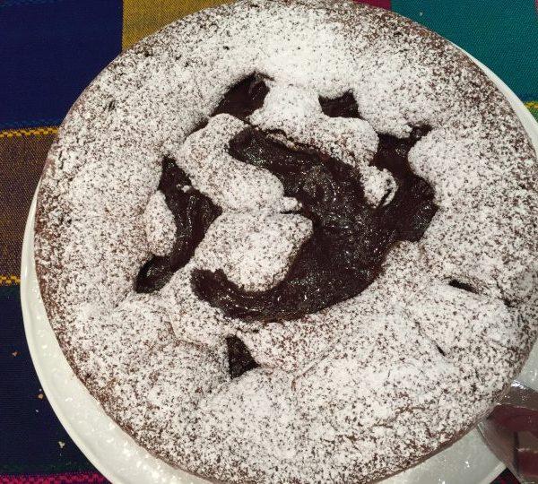 Torta Nua cremosa al cacao