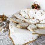 Dolcetti natalizi alla pasta di mandorle