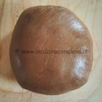 Ricetta Pasta frolla con farina di castagne (senza uova senza burro)