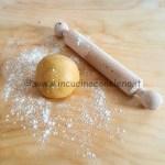 Ricetta Pasta frolla di fave salata con uova (senza burro e latte)
