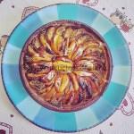 Ricetta Crostata alle pesche e rosmarino