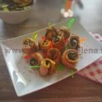 Ricetta Rotolini di tacchino e zucchine