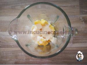Insalata di tacchino e ananas
