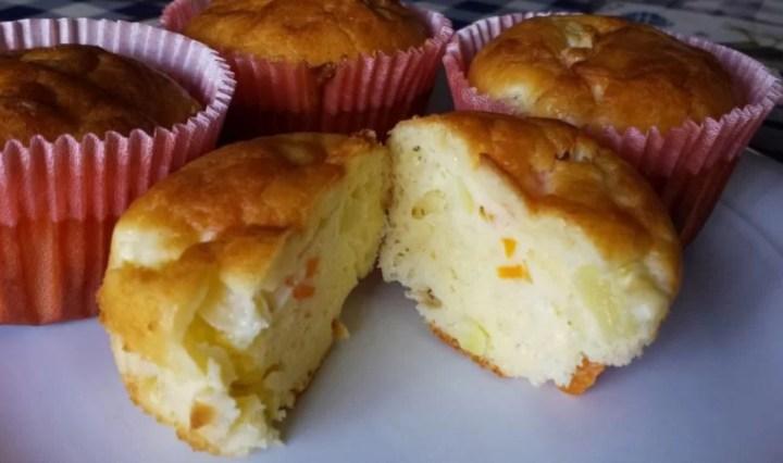 Muffin alle verdure