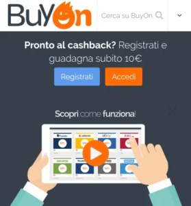 Cashback - BuyOn