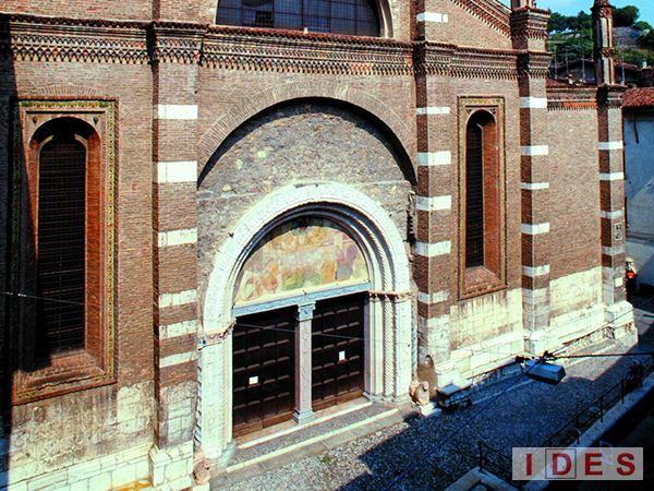 """Chiesa di """"S. Maria del Carmine"""" - Brescia"""
