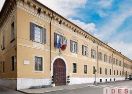 """Palazzo """"Luzzago di Bagno"""" - Manerbio (Brescia)"""