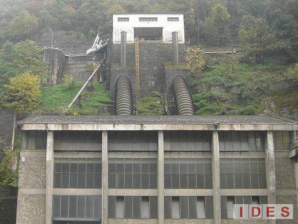 Centrale Idroelettrica di Paraviso - Pisogne (Brescia)