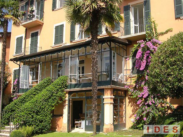 Complesso in via Cure del Lino - Salò (Brescia)
