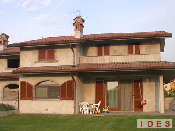 Villa unifamiliare in via Bosco Bandera - Spirano (Bergamo)