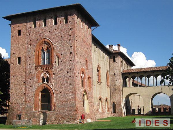 "Castello ""Sforzesco"" - Vigevano (Pavia)"