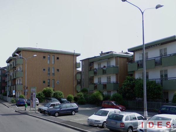 """Edifici residenziali """"Fiume"""" - Vimodrone (Milano)"""
