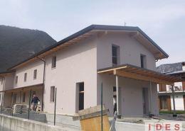 Complesso residenziale in via Vezzola - Vobarno (Brescia)