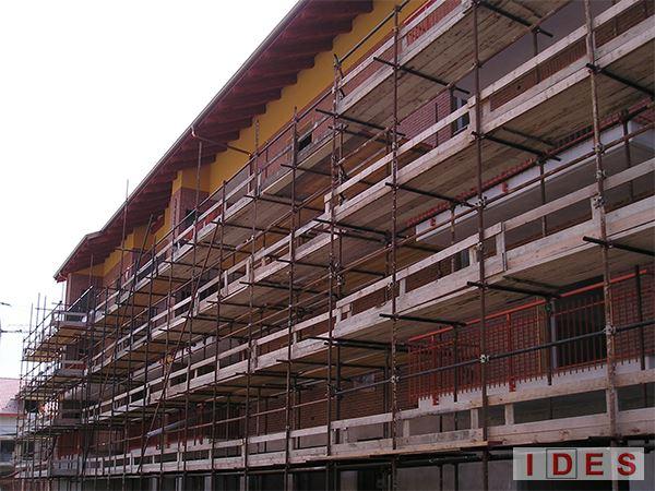 Complesso residenziale in via Malonetto - Brandizzo (Torino)