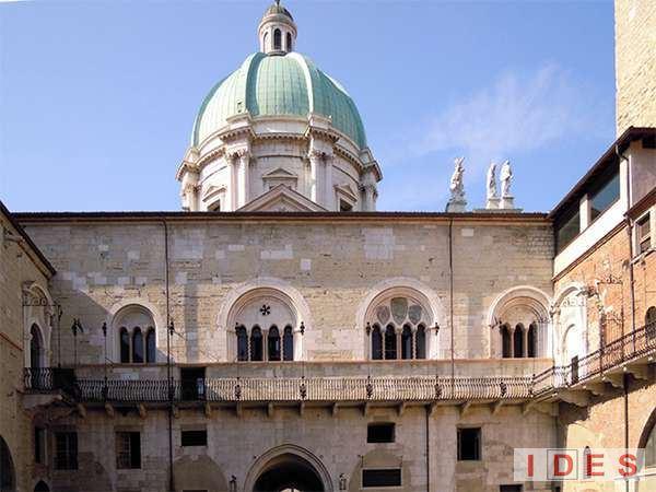 prove palazzo Broletto Brescia
