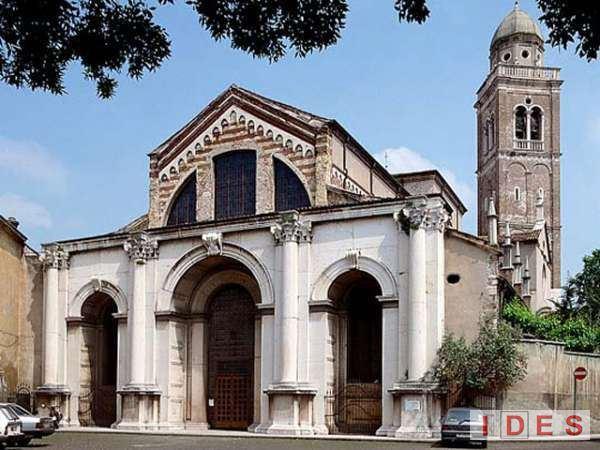 Verona Chiesa Santa Maria in Organo