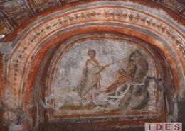Catacombe di Commodilla - Roma