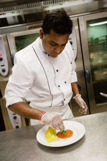 Top Indian Chef Ajay
