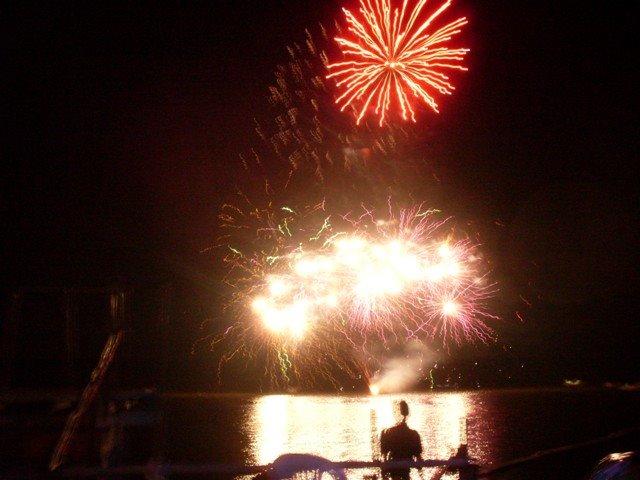 Festival 3000 boleros, na praia do Jacaré
