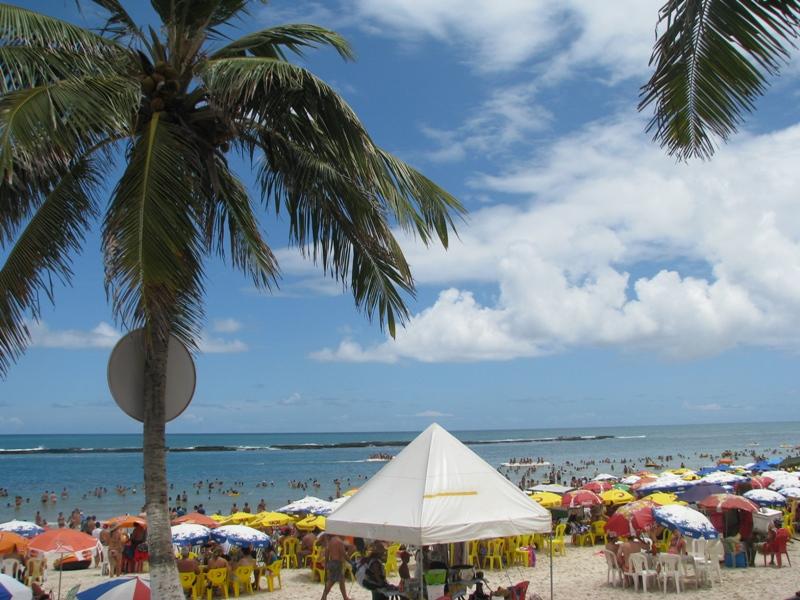 Praia do Francês - Marechal Deodoro/AL