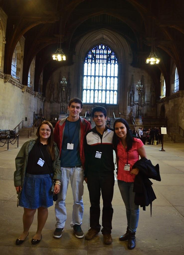 Visita ao parlamento inglês: O prédio do Big Ben em Londres