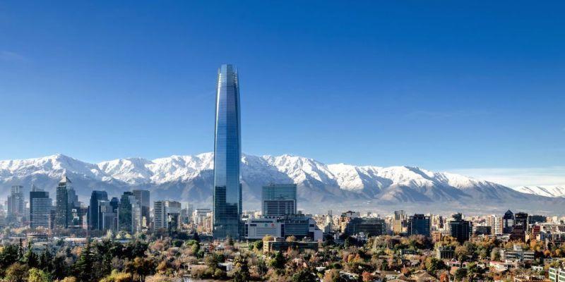 o que fazer em Santiago - torre costanera