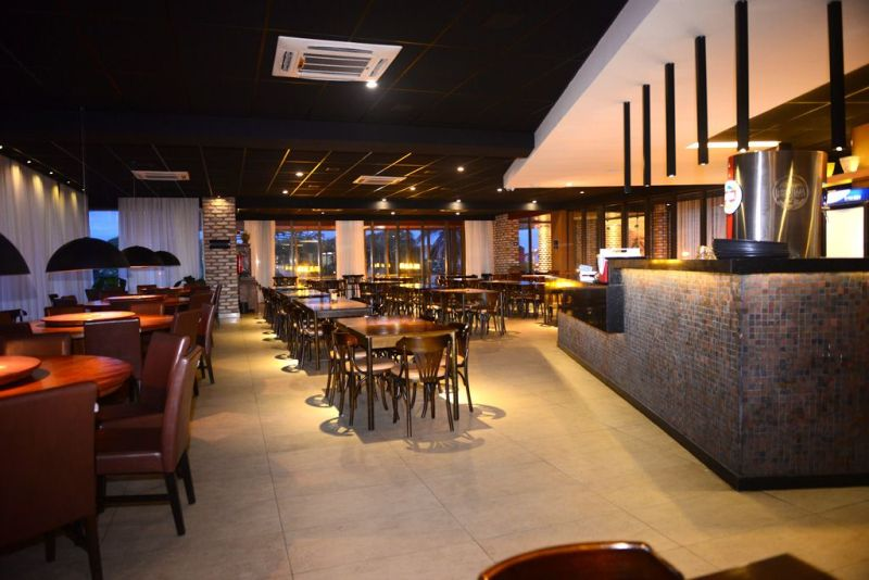 Restaurantes de São Luís - Coco Bambu