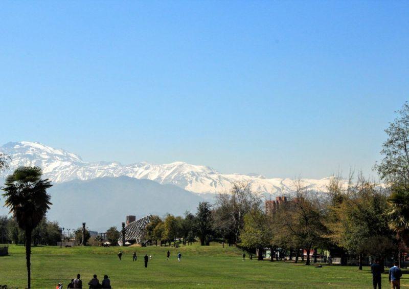 O que fazer em Santiago - Parque Araucano