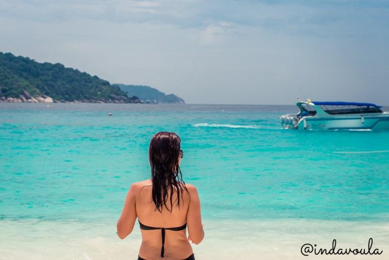 viajar para a tailândia - similan islands