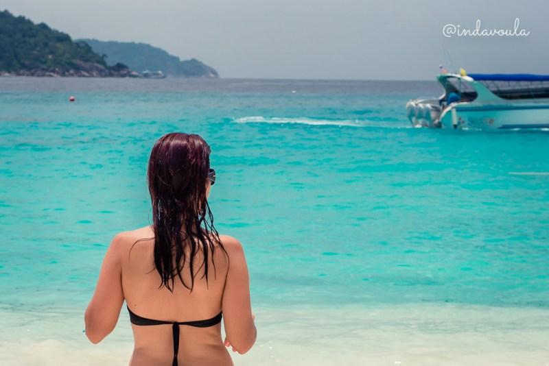 praia na tailândia
