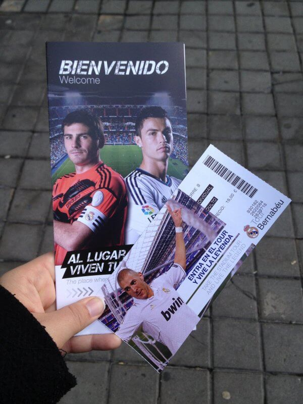 Como visitar o estádio do Real Madri - Santiago Bernabéu