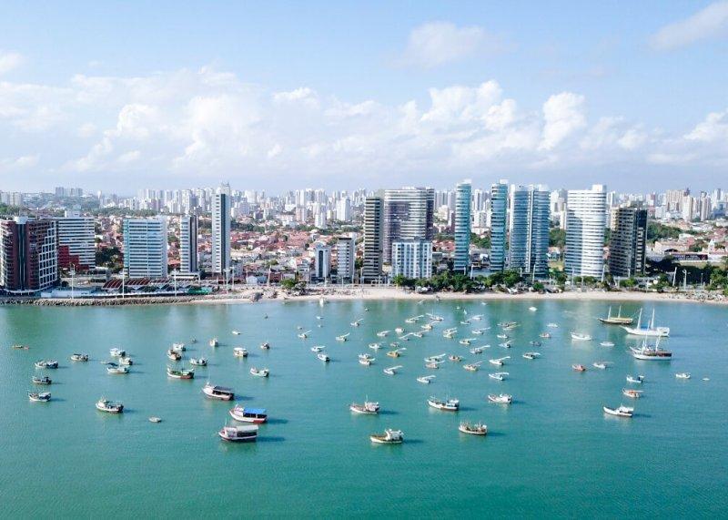 viajar em janeiro no Brasil -fortaleza/CE