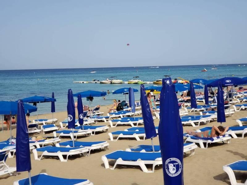praias do chipre