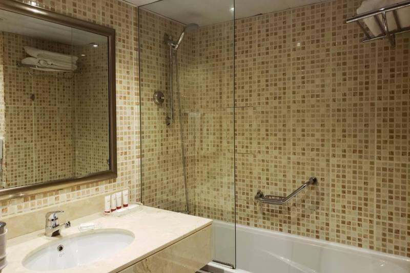 Banheiro do Le passage