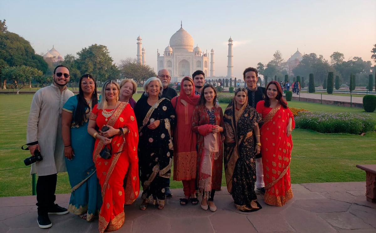 Grupo do Inda Vou Lá na Índia