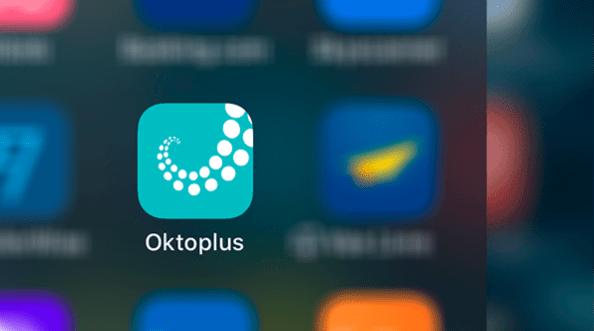 Ícone do aplicativo oktoplus