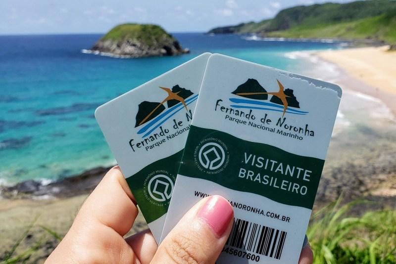 ingresso ecológico - parque nacional marinho de fernando de noronha