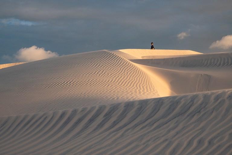 dunas da ilha dos lençóis
