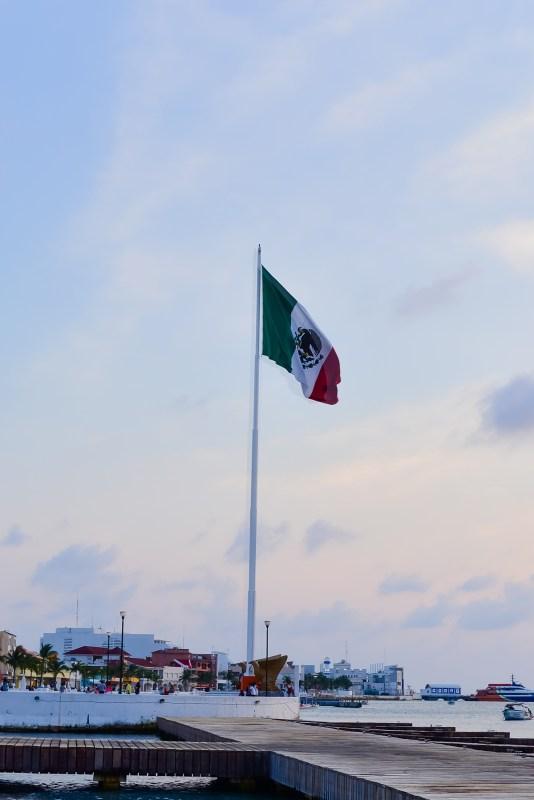 Viajar para Cancún, México