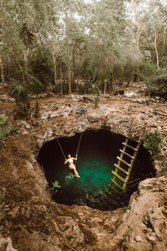 Cenotes em Cancún, Tulum e região: Os melhores para visitar na sua viagem ao México