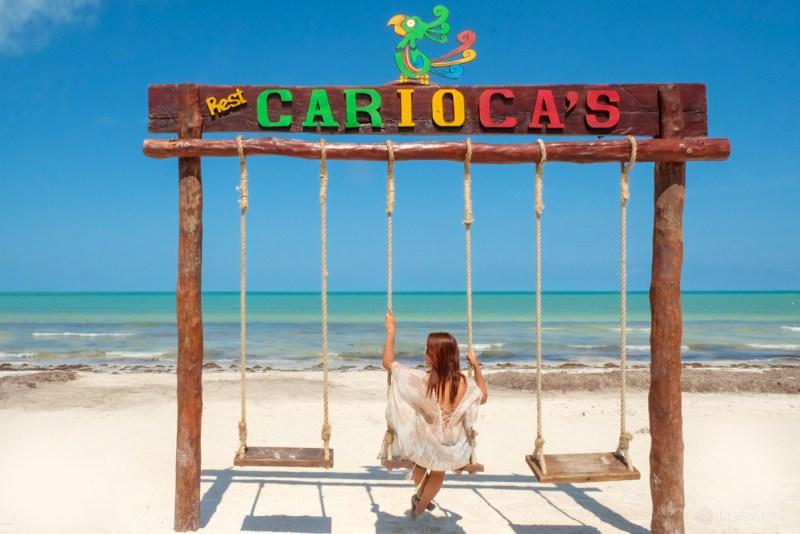 Holbox, uma das ilhas do México