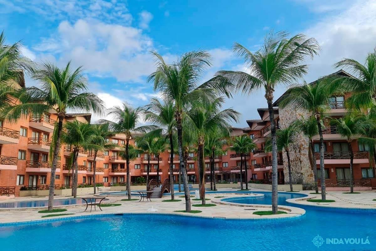 Praias do Ceará - Hotel Kariri em Cumbuco