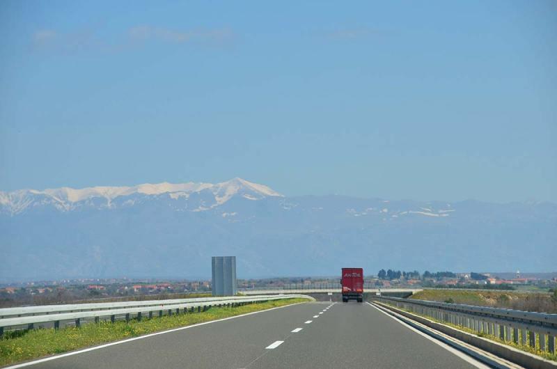 Autoestrada na Croácia
