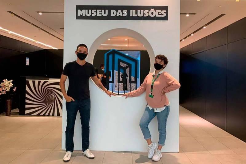 Museu das ilusões em são luís do maranhão