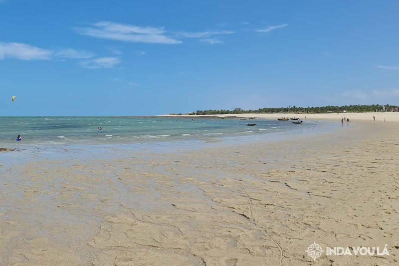 Barra Grande - a praia mais famosa do Piauí