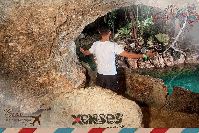 Parque Xenses em Cancun