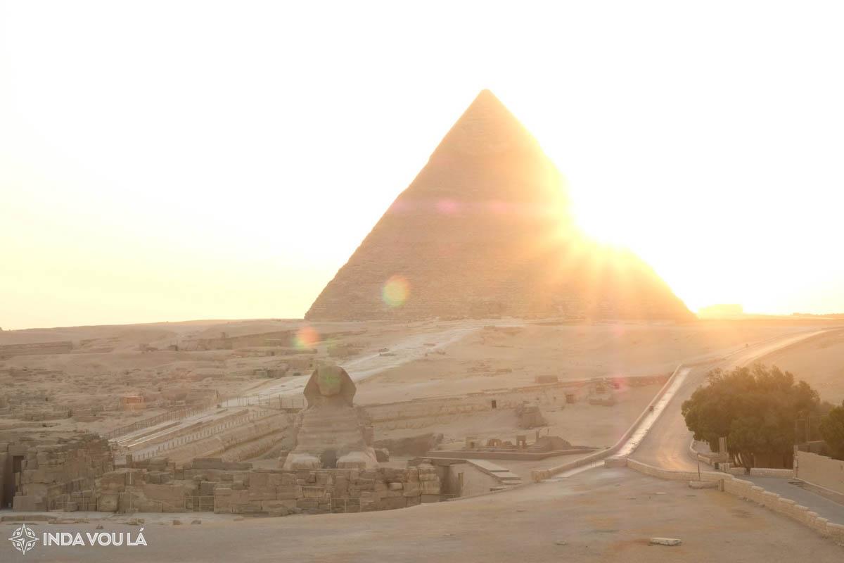 onde ficar no cairo com vista perto das piramides