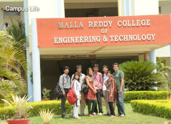 PICTURE PERFECT 2019 - Mallareddy College of Engineering and Technology