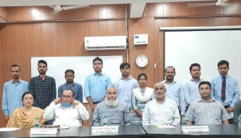 GOVT SERVICES QUALIFIERS FELICITATED AT RCA